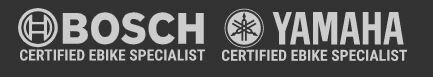 Bosch & Yamaha Certified E-Bike Specialists