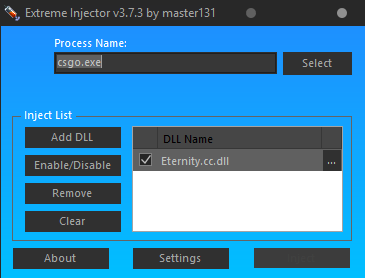 Best Dll injector for csgo?