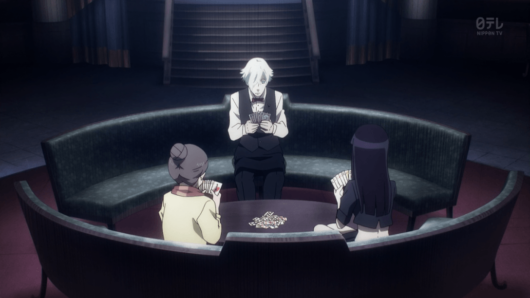 Death Parade – Episode 10-12