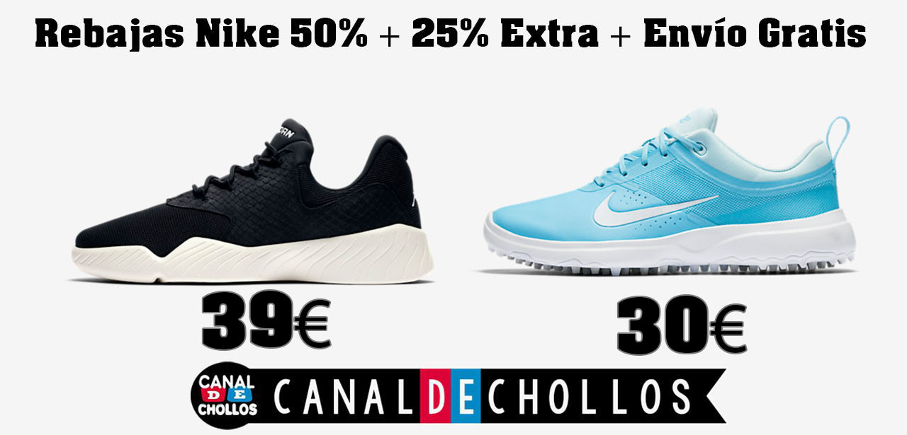 Mejor precio online en productos Nike