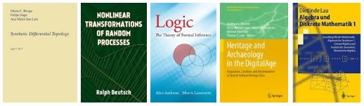 Mathematics eBooks