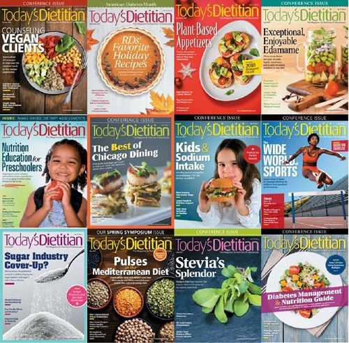Today's Dietitian - 2017 Full Year Issues Collection