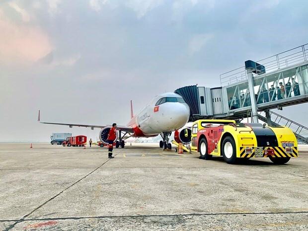 Vietjet, наземные операции, IATA, На эту тему Vietnam, Vietjet, наземные операции, IATA