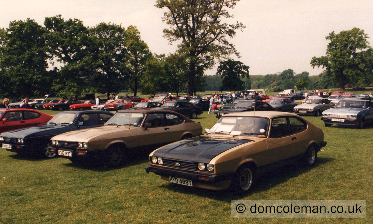 CCI National Concours Day - May 1993