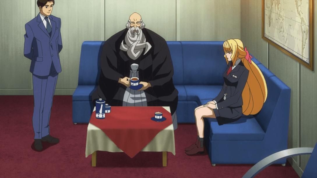 Mobile Suit Gundam - Iron-Blooded Orphans - Episode 21-22