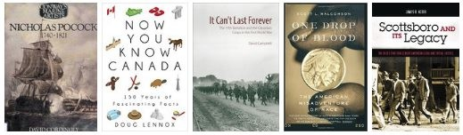 5 History / Military related eBooks