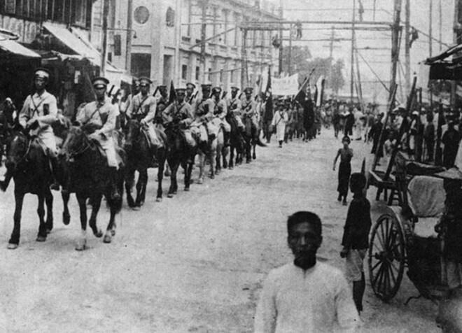 Những lần Nga và Trung Quốc giao tranh ác liệt trong lịch sử - 4