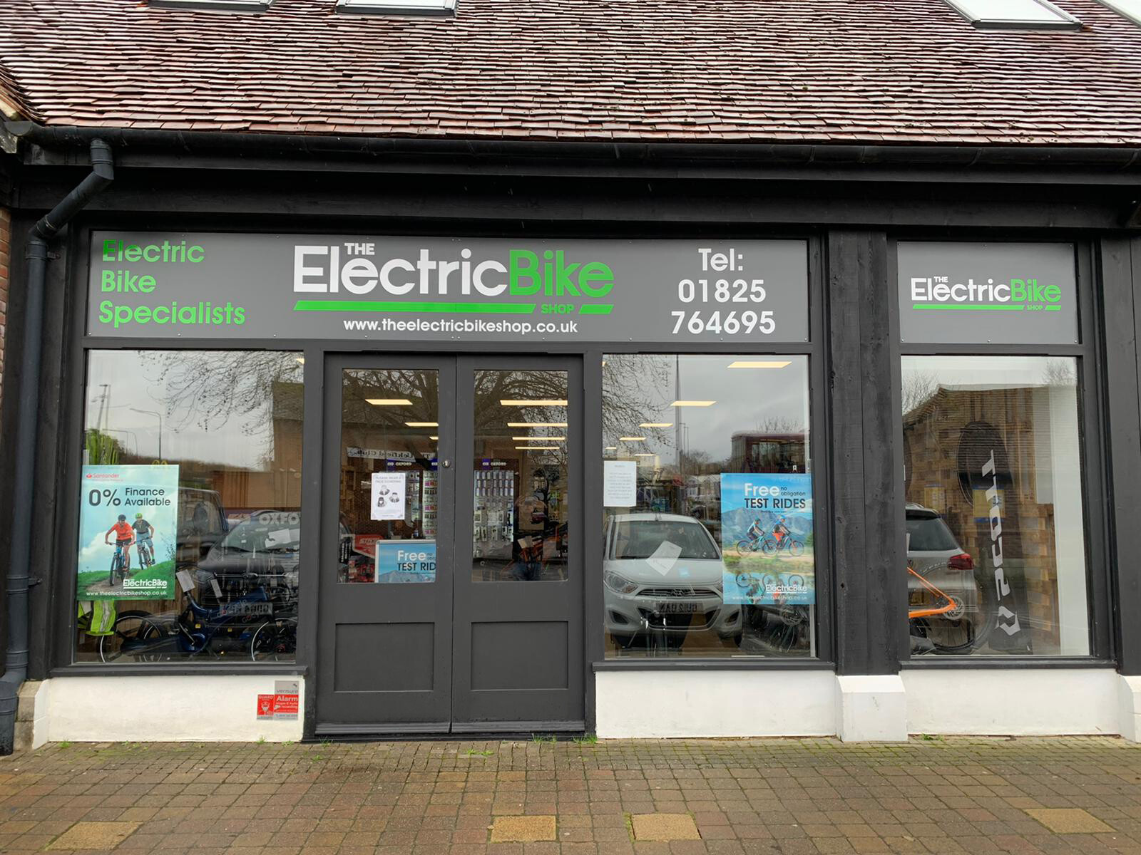 The Electric Bike Shop Uckfield