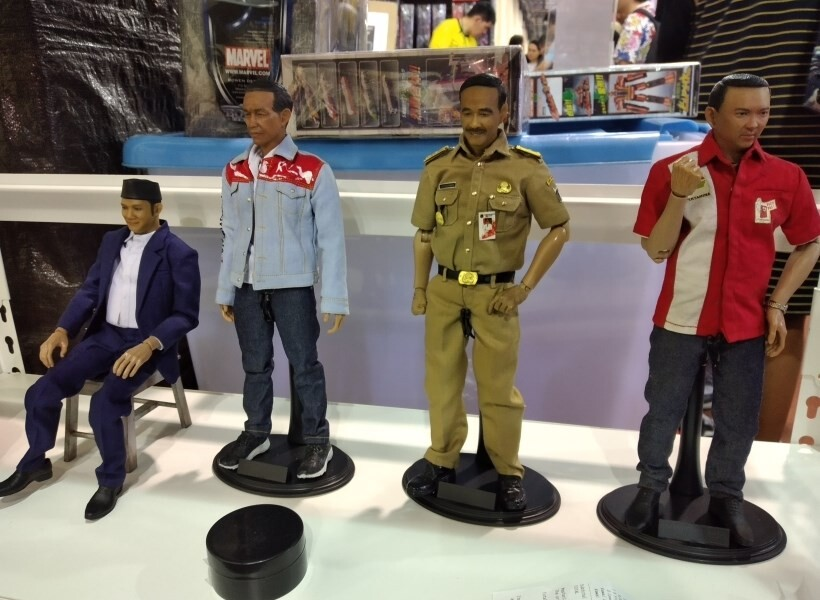 jakarta toys and comic