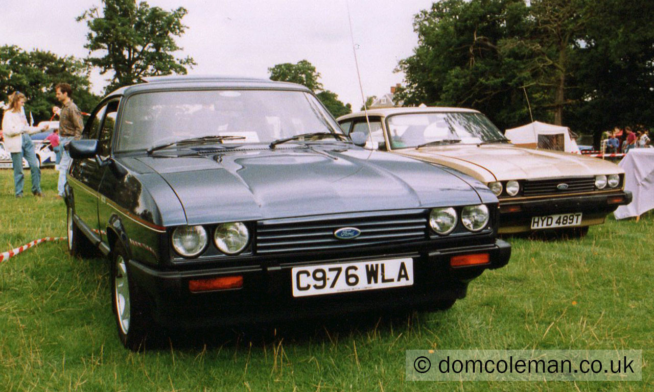 Ford Fair Stanford Hall - Aug 1992
