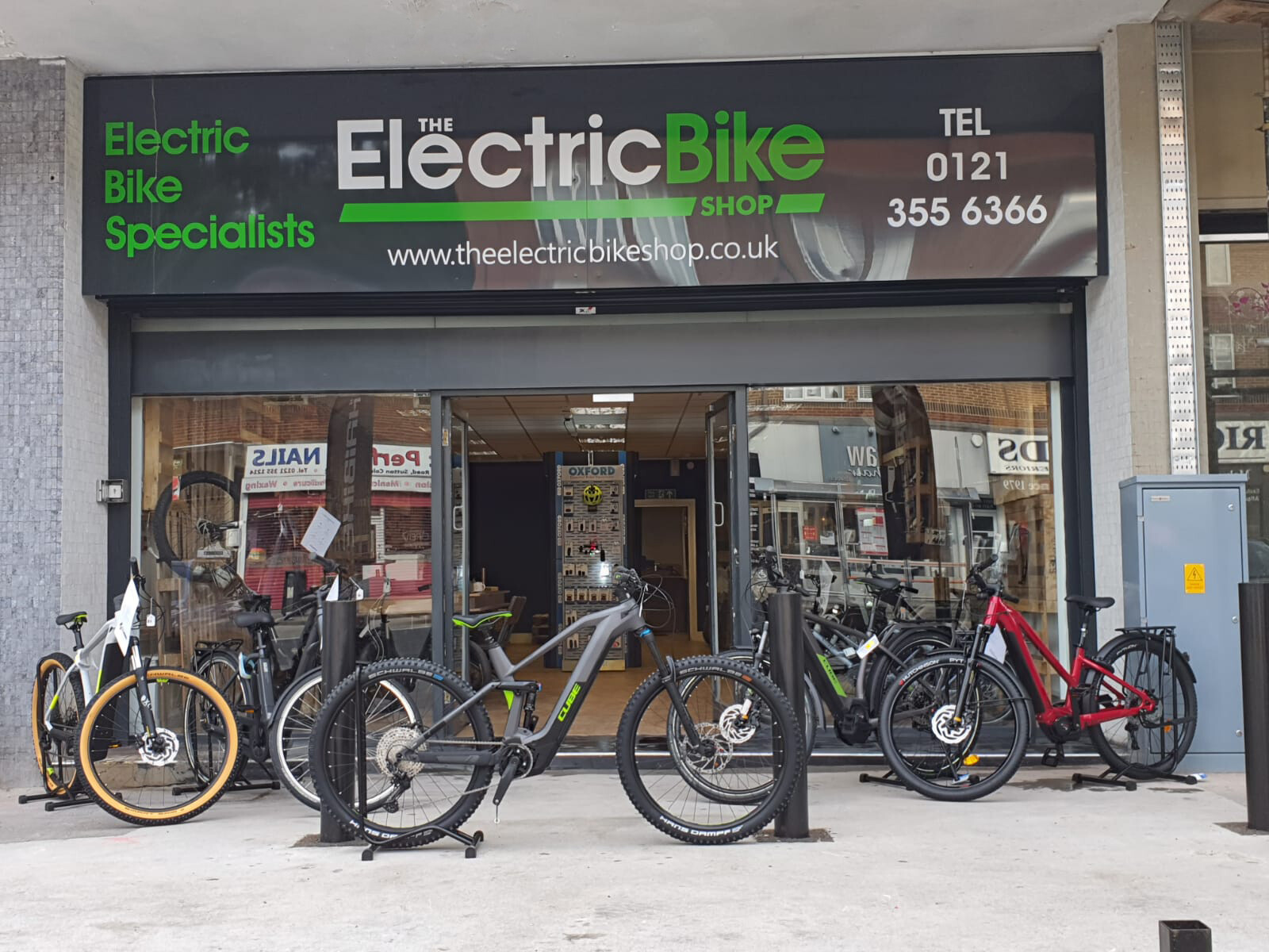 The Electric Bike Shop Sutton Coldfield