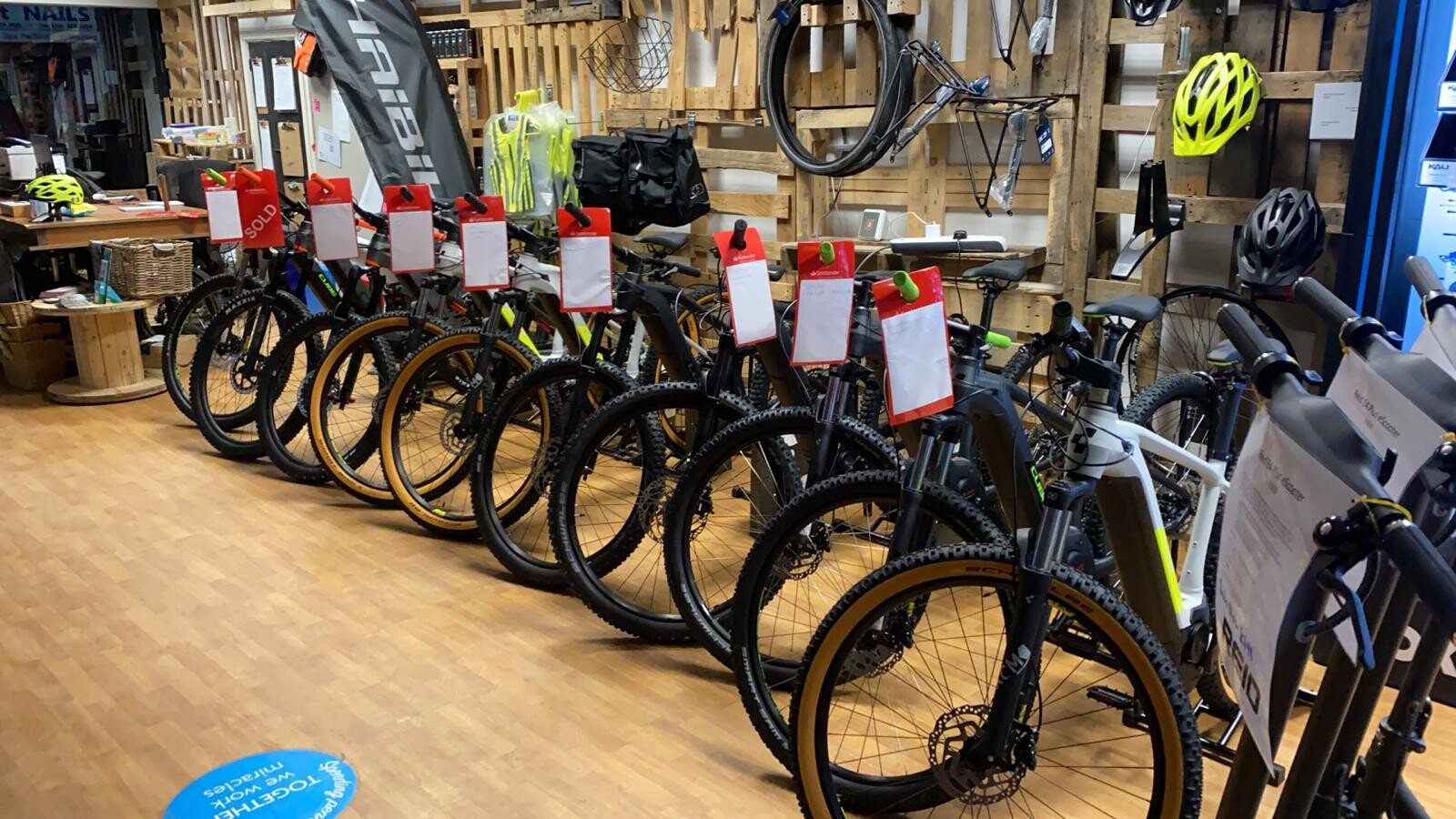 Electric Bike Stores in Bristol, Stroud, Solihull, Sutton Coldfield & Uckfield