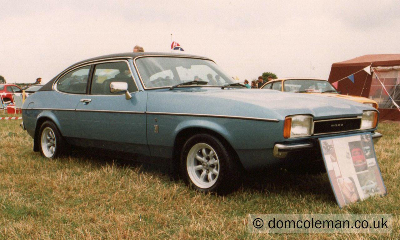 Bracknell Auto Trader Show - Jul 1992