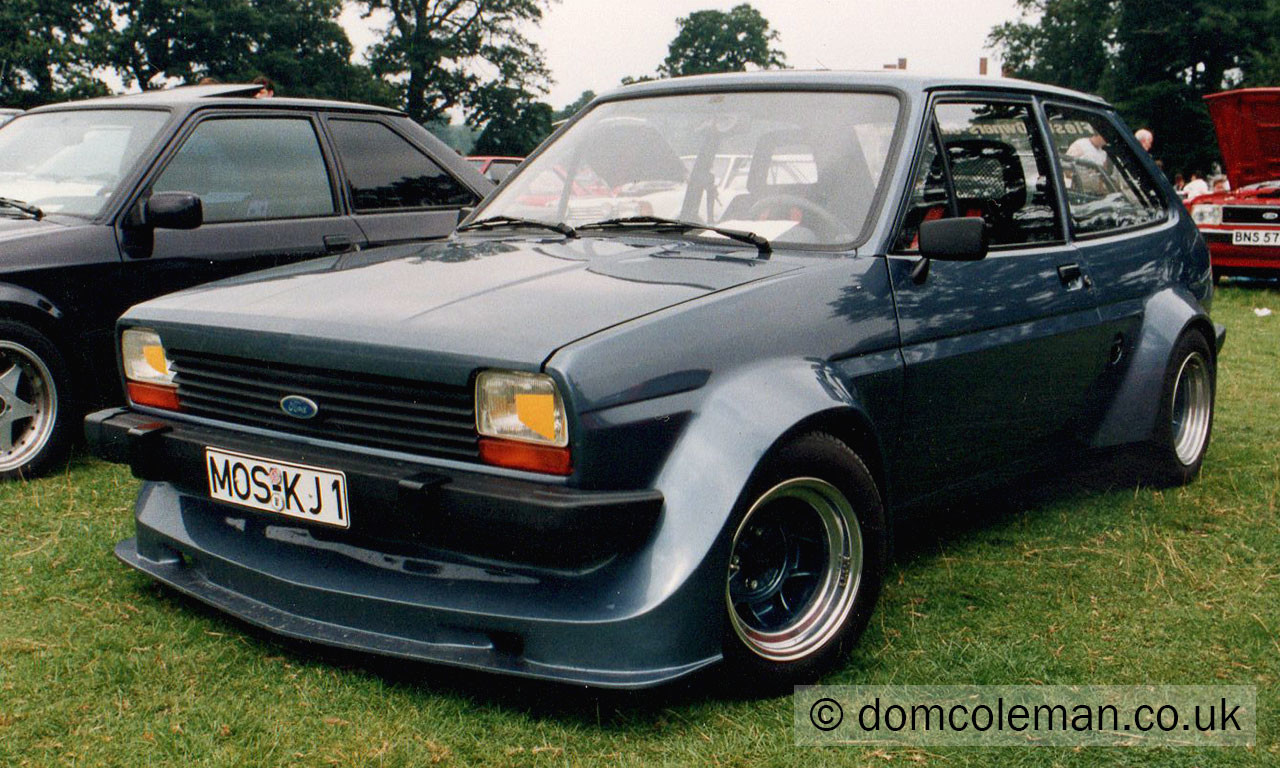 Ford Fair at Standford Hall - Aug 1993