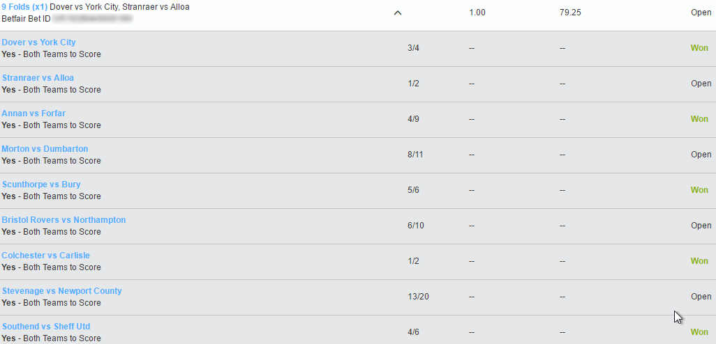 Betting discussion Thread, Share your tips