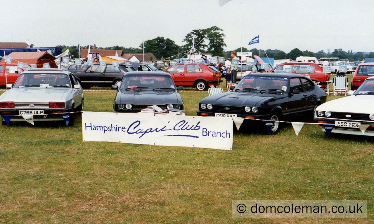 Auto Trader Sunday Bracknell - Jul 1995