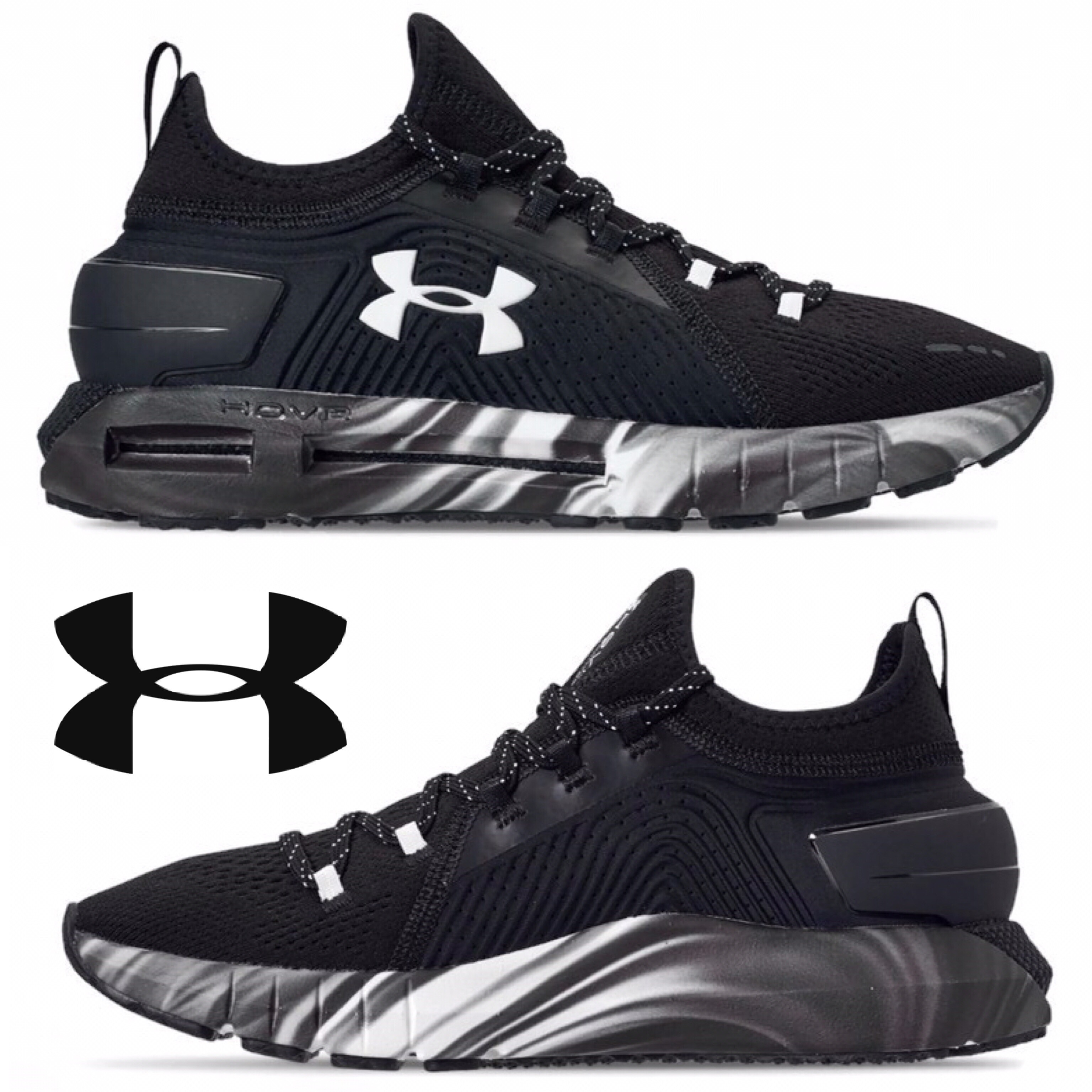 Under Armour's HOVR connected shoes aim to make you a