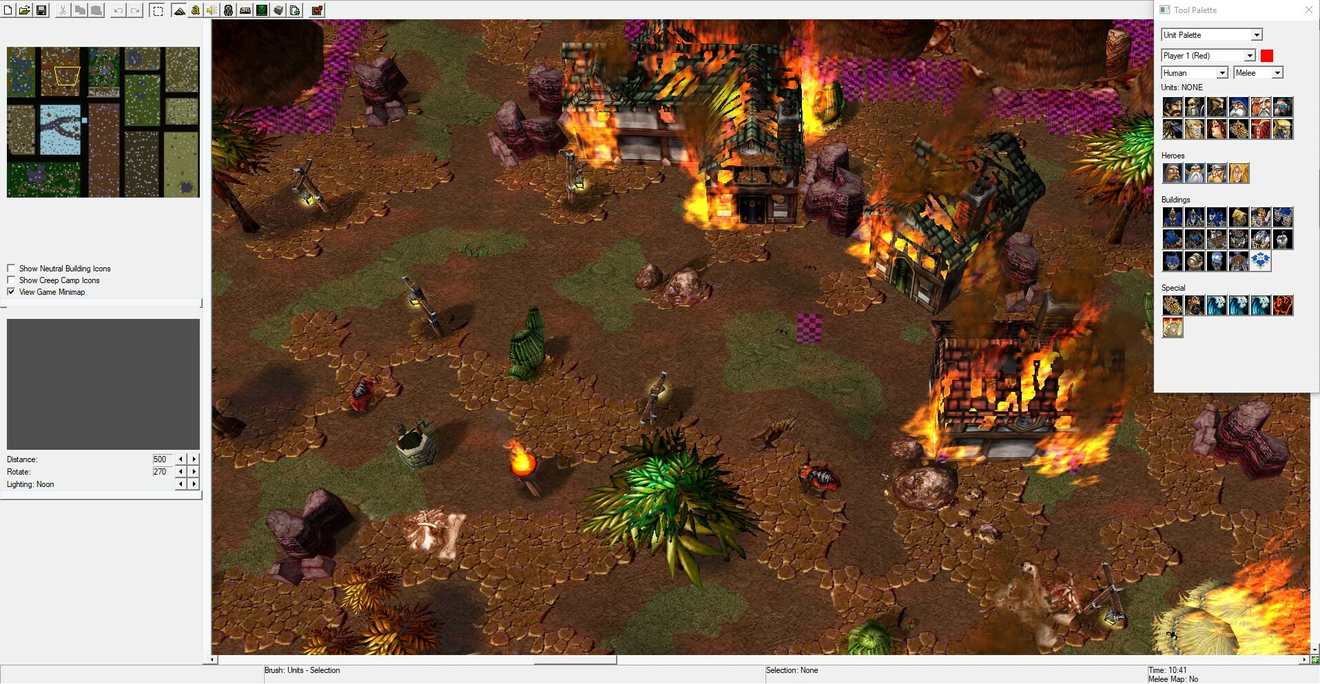 Warcraft 3 Maps