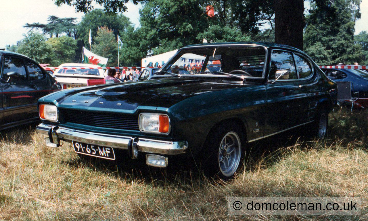 Ford Fair at Cornbury Park - Aug 1996