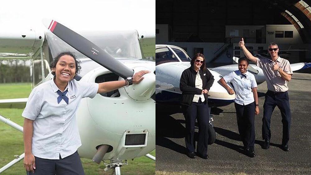 pilot wanita garuda indonesia