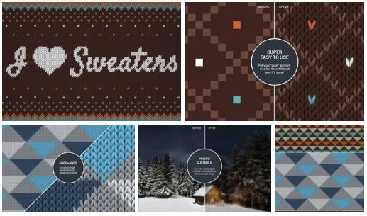 Sweaters - Smart Knitted Effect