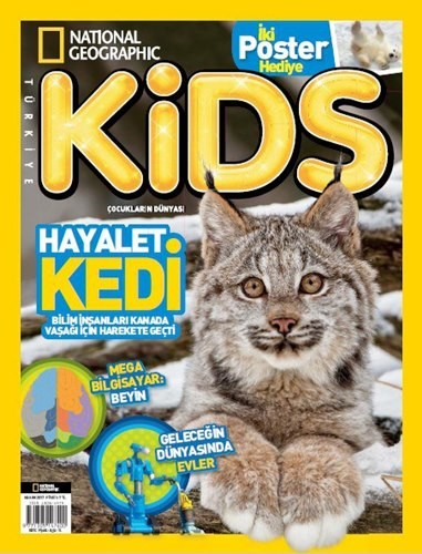 National Geographic Kids Kasım