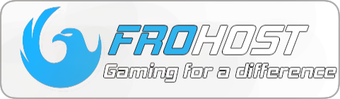 FroHost | Game Hosting