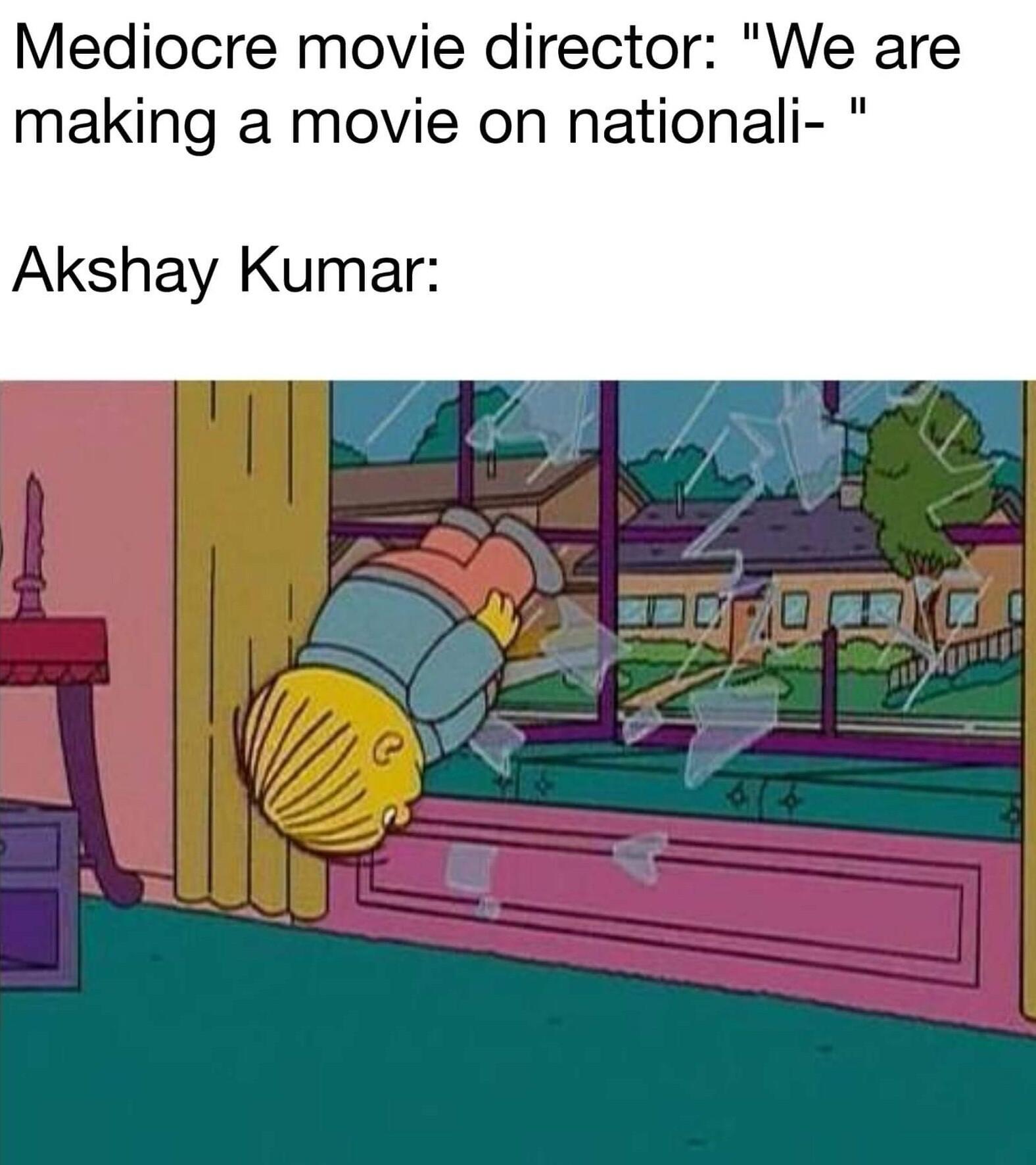 Canadian citizen Akshay : BollyBlindsNGossip