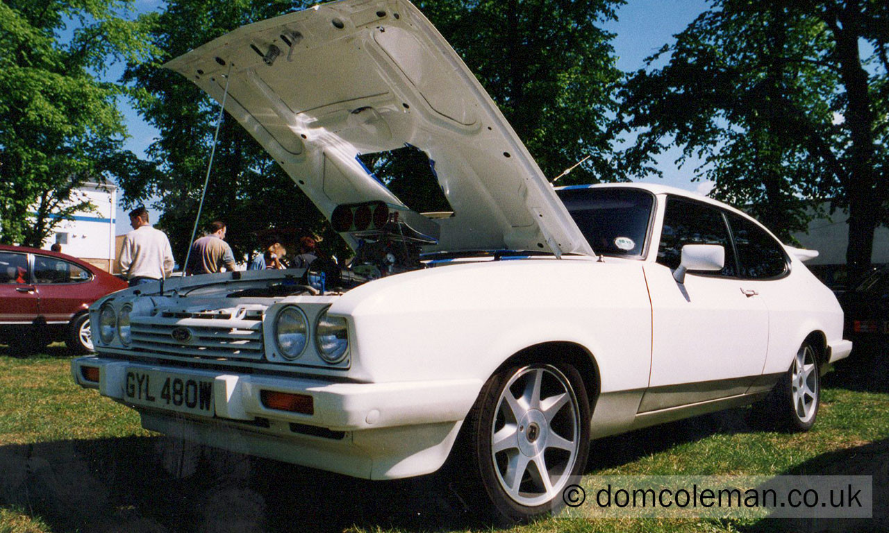CCI National Concours Day - May 1995