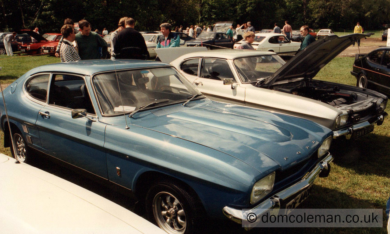 CCI National Concours Day - May 1994