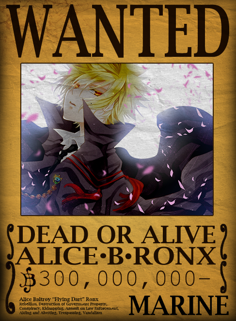 Wanted Board M8LFhi