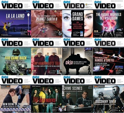 Digital Video - Full Year 2017 Collection