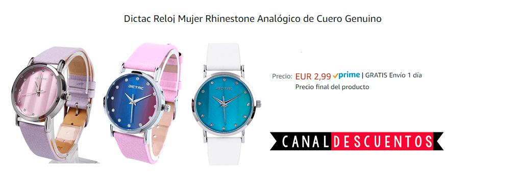 Reloj para mujer barato