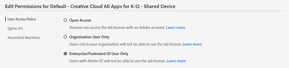 Adobe CC License for 100+ devices - Page 3