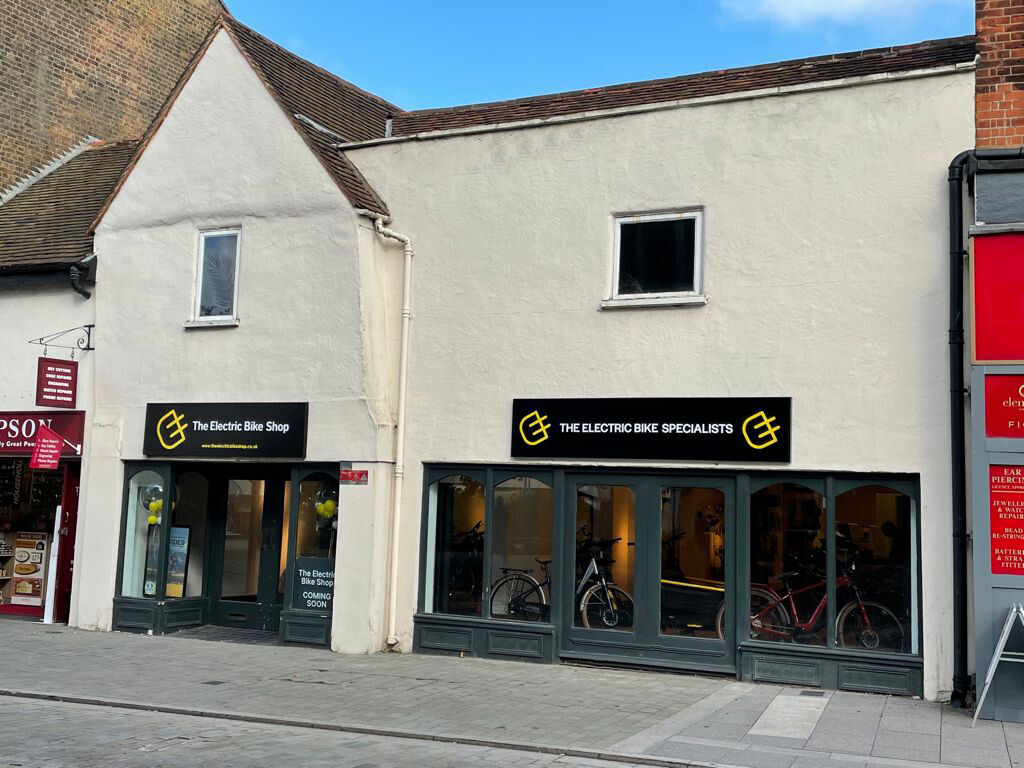Electric Bike Shop Brentwood