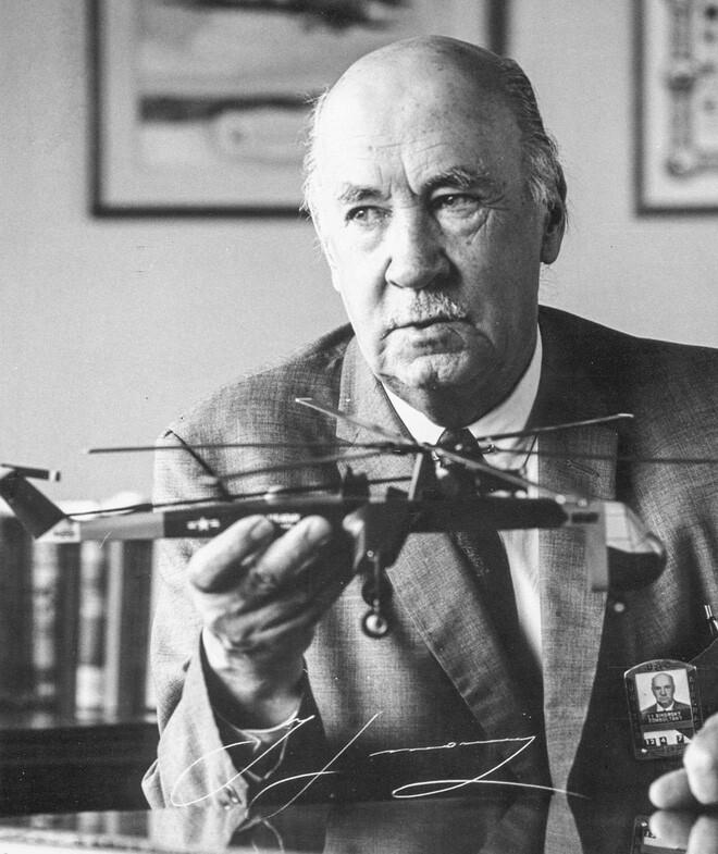 Igor Sikorsky: Thiên tài người Nga thiết kế máy bay cho Tổng thống Mỹ - Ảnh 6.