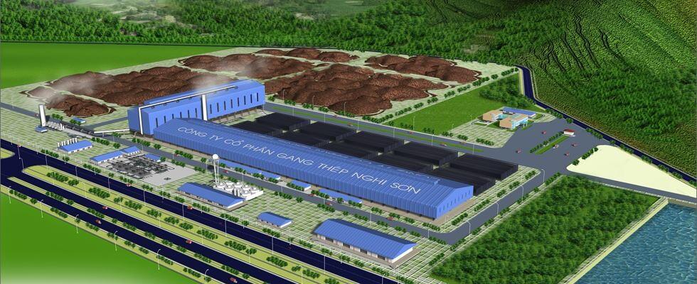 Во Вьетнаме запущен новый мини-завод по производству арматуры и катанки