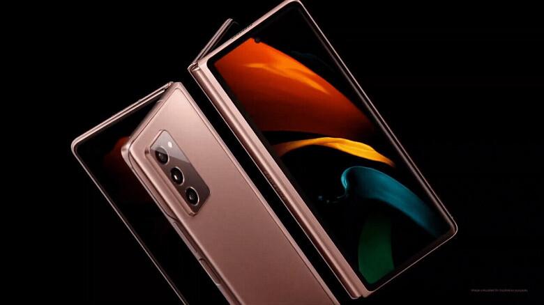Новейший Samsung Galaxy Z Fold2 собирают в Южной Корее, Вьетнаме и Бразилии